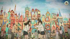 Tokyo Disneyland Resort Hotel Commercial Ad
