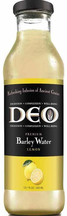 Deo Barley Water Home