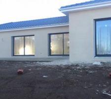 Enduirama Le Nuancier D Enduits En Photos De Crepis En 2020 Crepis Facade Projet Maison Enduit