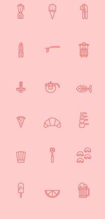 RNS Pictográfica Cocina on Behance — Designspiration