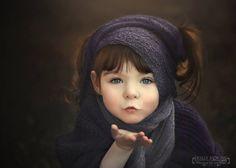 Moeder maakt adem- benemende foto serie van gehandicapte dochter