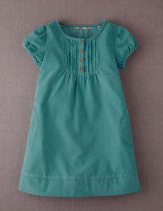 Pretty Pintuck Dress 33268 Dresses at Boden