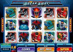 Eishockey und alles was damit verbunden ist - ist hier! Break Away Spielautomat von Microgaming - einfach kostenlos!