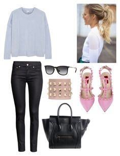 A fashion look from July 2015 featuring loose sweater, super skinny jeans and pointed-toe pumps. Browse and shop related looks. Loose Sweater, Super Skinny Jeans, Pointed Toe Pumps, Pastel, Victoria, Fashion Looks, Sweaters, Polyvore, Shopping
