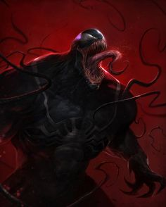 Ending tonight with Venom...pleasant dreams