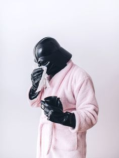 The Daily Life Of Darth Vader Is My Latest 365-Day Photo Project #starwars