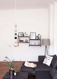 Interior Update: Tomado Shelves