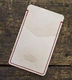 Leather iPhone 6 Wallet by Go Forth Goods on Scoutmob Shoppe
