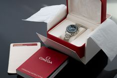 FS: Omega Speedmaster Racing Co-axial Column Wheel Chronograph cal. 3330 black MINT Condition Image 3