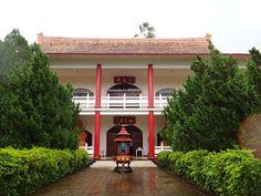 Templo Budista de Foz do Iguaçu #viajarcorrendo #fozdoiguacu #budismo #templobudista