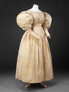 Dress, c.1830.