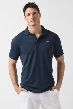 Lacoste Superdry Drop Needle Textured Polo : Polo Shirts