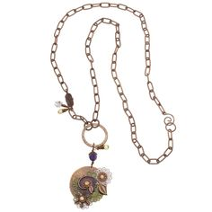 Tutorial - How to: Garden of Time Necklace