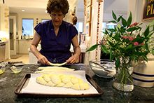 Video: Joan Nathan Bakes the Ultimate Challah – Tablet Magazine