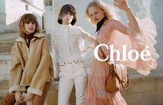 Chloé Fall/Winter 2016/2017 Campaign by Theo Wenner