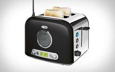 A radio toaster. Hmmm...$80