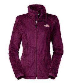 The North FaceWomen'sJackets & VestsFLEECEWOMEN'S OSITO 2 JACKET -- Parlour Purple