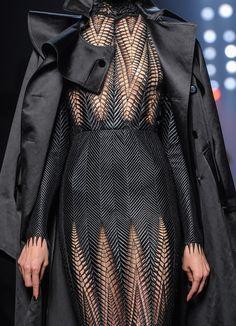 Jean Paul Gaultier FW15 Haute Couture