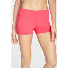 Zella 'Haute' Shorts ($23) ❤ liked on Polyvore