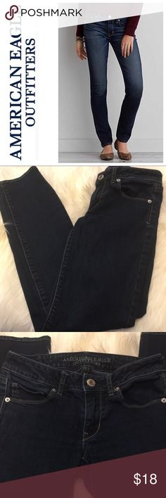 """🆕American Eagle Skinny Jeans American Eagle Skinny Super Stretch Jeans 👖Like New  29"""" inseam American Eagle Outfitters Jeans Skinny"""