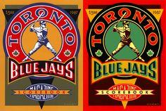Toronto Blue Jays Covers