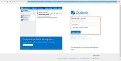 Cómo crear y Enviar un correo en Hotmail (Outlook.com)