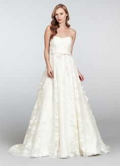 Hayley Paige Ball Gown Wedding Dress 6306
