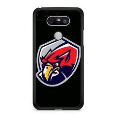 Griffins American Football Logo Black LG G5 Case Dewantary