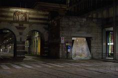 Milano, la notte. | Invisibile