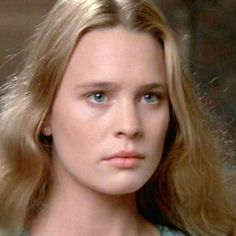 """Robin Wright in """"The Princess Bride"""" (Rob Reiner, Robin Wright Princess Bride, Princess Bride Movie, Robin Wright Young, Princess Costumes, Bride Look, King Kong, Chris Hemsworth, The Fresh, Along The Way"""