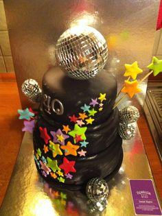 Disco Cake chocolate
