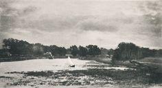 Die Kunst in der Photographie : 1899 Photographer: Viscount Maitland Title: Die Themse Bei Shepperton