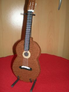 Amigurumi Guitar : 1000+ images about Next projects on Pinterest Jake the ...