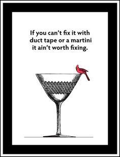 """Decor Facelift """"Thirsty Thursday"""": WORDS OF WISDOM FOR WOMEN & MEN ALIKE..."""