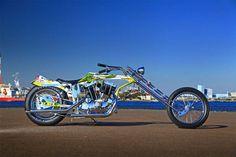 "1978 Harley-Davidson Ironhead ""MQQN DIGGER"""