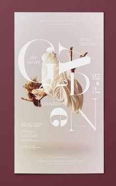 Secret Garden on Behance — Designspiration