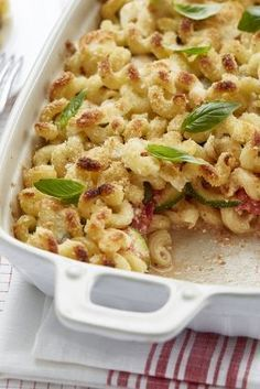 No Salt Recipes, Pasta Recipes, Cooking Recipes, Jamie Oliver, Pavlova, Nutella, Macaroni And Cheese, Food And Drink, Pizza