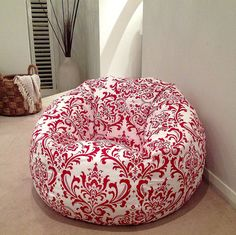 Style Teen Kids Fabric Teenagers Pattern Bean Bags with beans filled for Any Room and Office, XXL (Multicolour) Grey And Gold, Red And Pink, Navy And White, Yellow Black, Kid N Teenagers, Teen Kids, Gold Teen Bedroom, Bean Bag Xxl, White Bean Bags