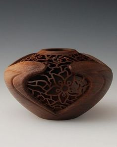 John Goodyear |  Early Morning Bloom.  American Walnut
