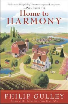 Home to Harmony. This series reminds me of the Mitford series by Jan Karon but is about a Quaker minister in Indiana