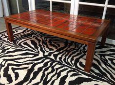 Eames-Danish Retro-Vintage Tile-Top Coffee Table-Cool Retro Chic-Can Del