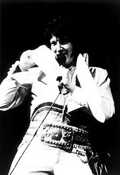 Elvis Aaron Presley: November 30, 1976, Eugene ORegon