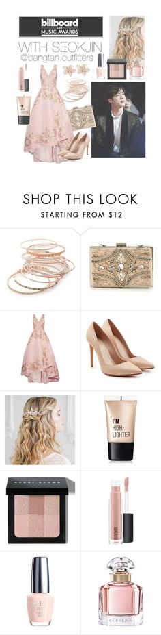 """""""bbmas with seokjin"""" by fartoohyungtodie ❤ liked on Polyvore featuring Red Camel, Forever Unique, Oscar de la Renta, Alexander McQueen, Charlotte Russe, Bobbi Brown Cosmetics, MAC Cosmetics, Guerlain and NAKAMOL"""