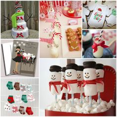 holiday baby shower fun baby shower games baby shower themes baby shower gifts - Christmas Themed Baby Shower