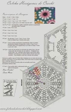 crochelinhasagulhas: virka överkast