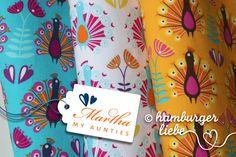 Hamburger Liebe: Stoffe • Fabrics Martha
