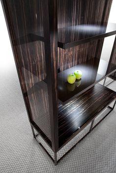 Pensami Showcase detail, Contemporary Living Room Design at Cassoni.com