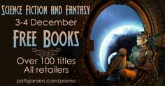 Over 100 FREE Sci-Fi & Fantasy Books #SciFi #Fantasy #Free #Books #Kindle #Kobo #Nook #iBooks #GooglePlay