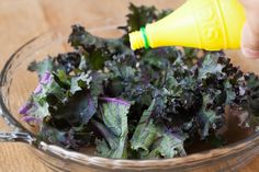 How to Cook Red Kale | Livestrong.com Red Kale, Purple Kale, Kale Kale, Healthy Cooking, Healthy Eating, Cooking Recipes, Healthy Recipes, Plant Based Recipes, Vegetable Recipes