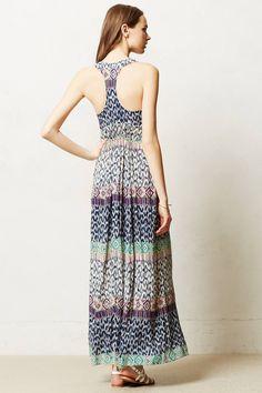 Fliese maxi dress